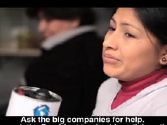 Un Techo Para Mi País Film Ad -  Sawmill
