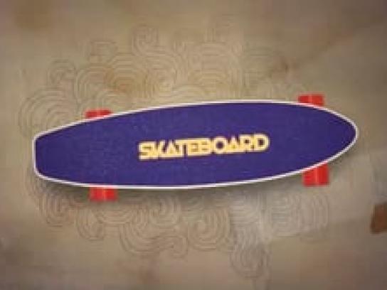 UBank Film Ad -  Skater