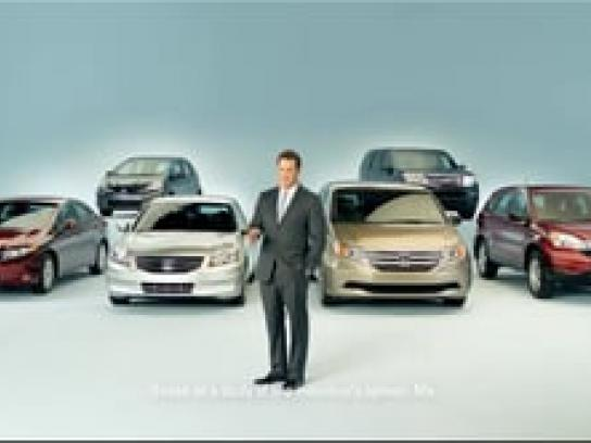 Honda Film Ad -  Disclaimers
