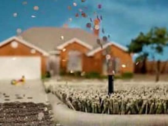 Water IQ Film Ad -  Sprinkler