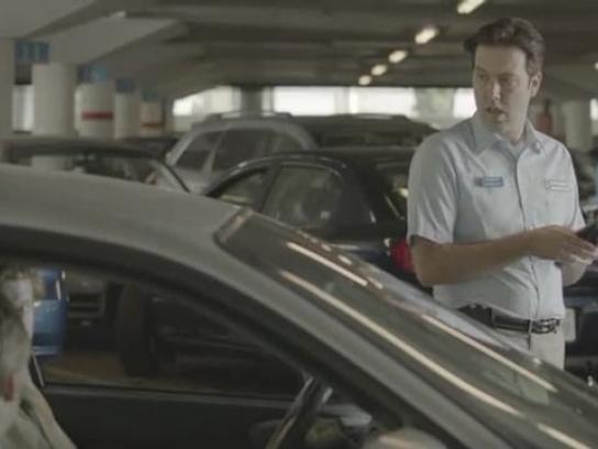 Nascar Film Ad -  Great car