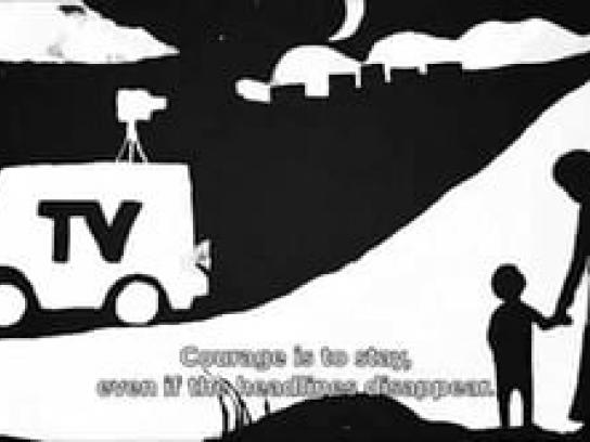 Misereor Film Ad -  Courage to Act