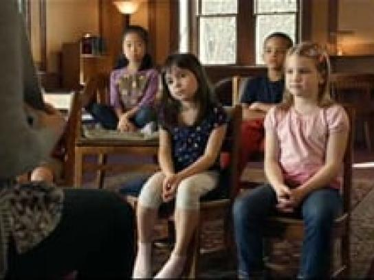 USTA Film Ad -  Story Time