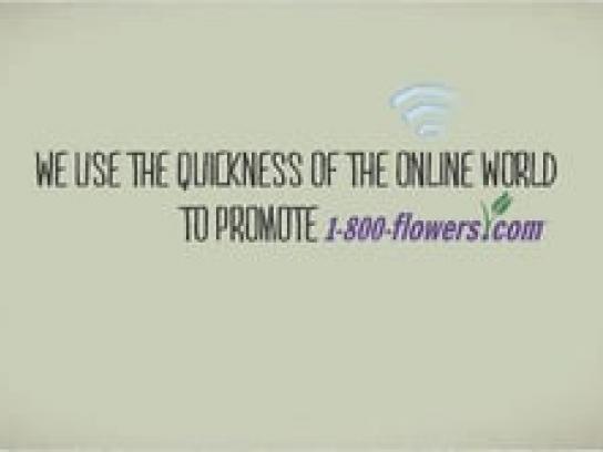 1-800 Flowers Digital Ad -  Flowers from Facebook