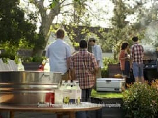 Smirnoff Film Ad -  Cooler