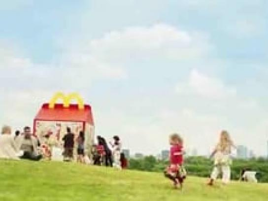 McDonald's Film Ad -  Happy Box