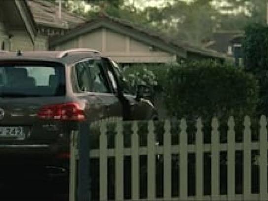Volkswagen Film Ad -  Sleepwalker