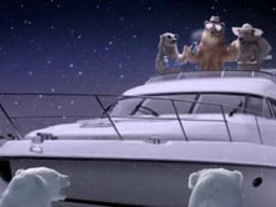 Pepsi Film Ad -  Uncle Teddy