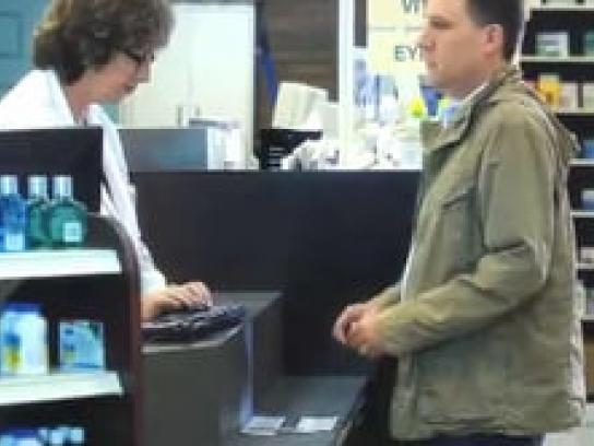 H&R Block Film Ad -  Pharmacy