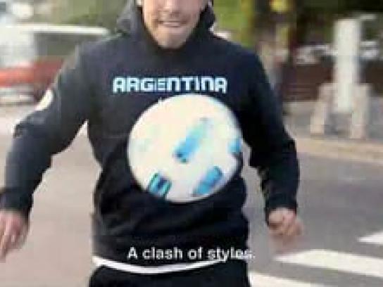Nike Film Ad -  Argentina