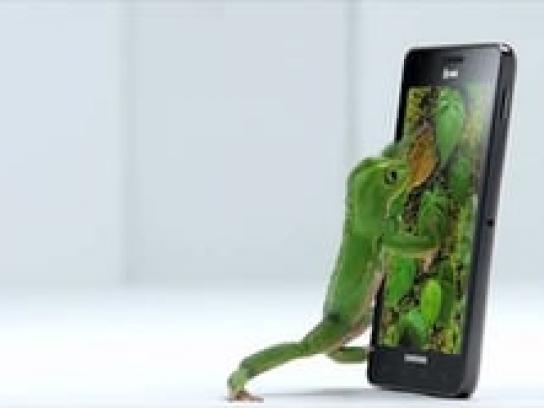 AT&T Film Ad -  Frog