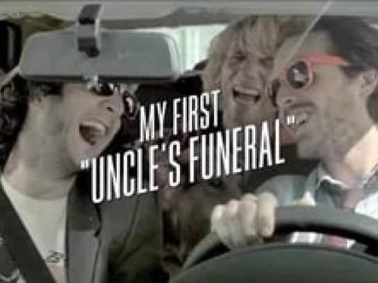 Chevrolet Film Ad -  Uncle