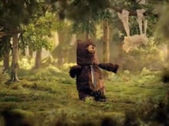 ING Film Ad -  Bear