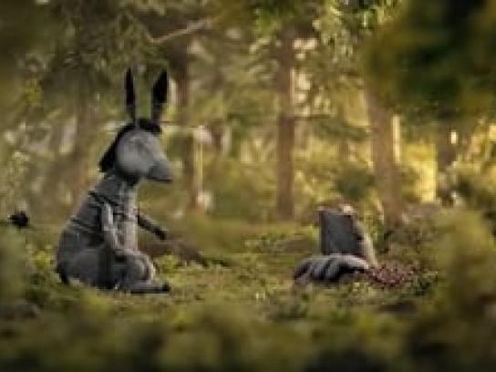 ING Film Ad -  Donkey