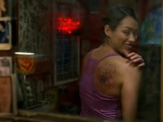 Carl's Jr. Film Ad -  Tattoo