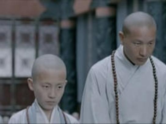 Cadburys Film Ad -  Monks