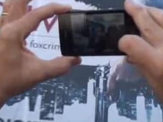 Fox Crime Ambient Ad - Blue Bloods