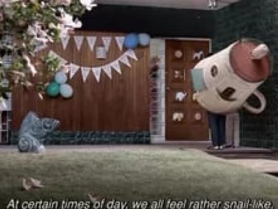 Nescafe Film Ad -  Party