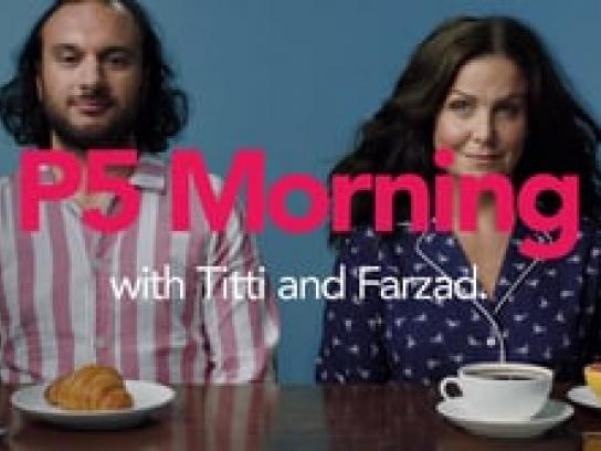 Sveriges Radio Film Ad - P5 Morning