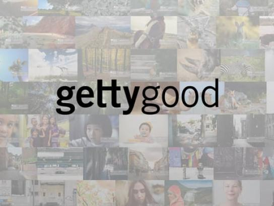 Getty Images Digital Ad - GettyGood