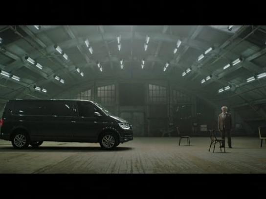 Volkswagen Film Ad - Transporter vs. Telekinesis