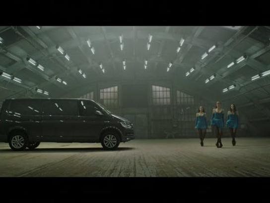 Volkswagen Film Ad - Transporter vs. Riverdance