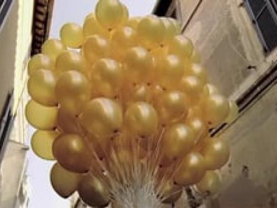 Martini Film Ad -  Balloons