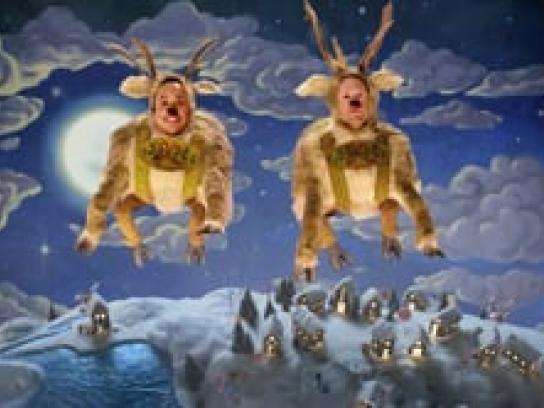 Colorado Lottery Film Ad -  Reindeer