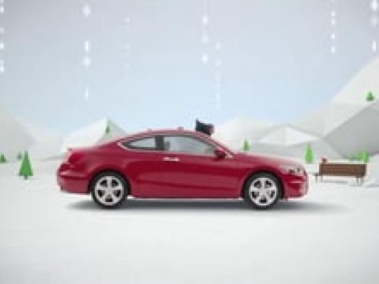Honda Film Ad -  Happy Drivers, Accord