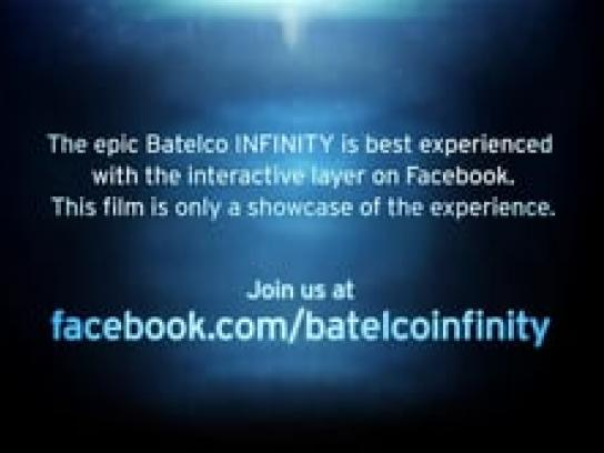 Batelco Digital Ad -  The official Infinity film experience