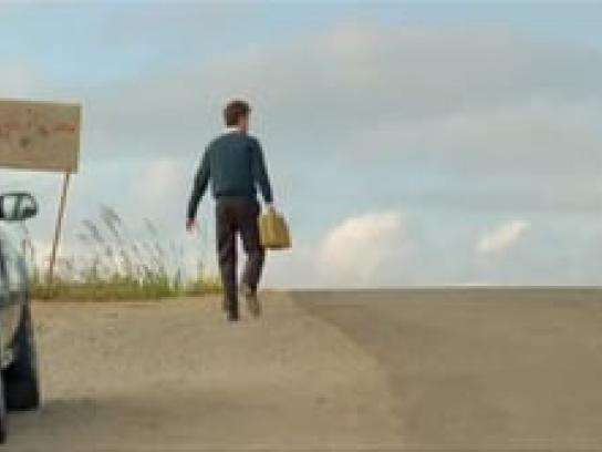 Renault Film Ad -  Hitchhiker