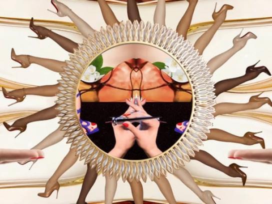 Christian Louboutin Film Ad - Bikini Questa Sera