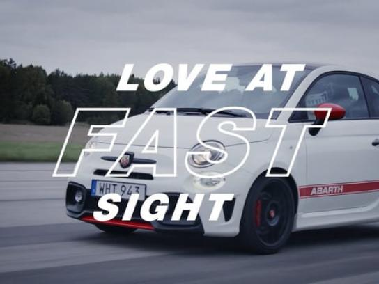 Abarth Film Ad - Love At Fast Sight - Date 1