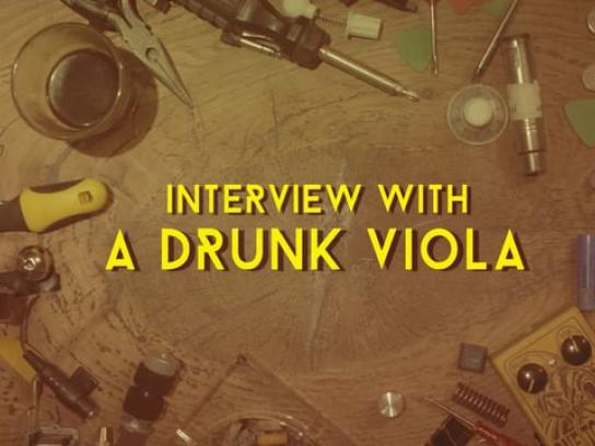 Cherie & Renno Film Ad - Interview With A Drunk Viola