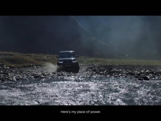 UAZ Film Ad - My Place Of Power