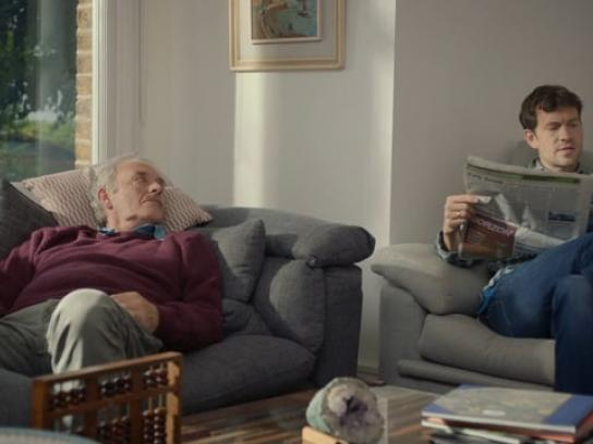 NatWest Film Ad - Father & Son