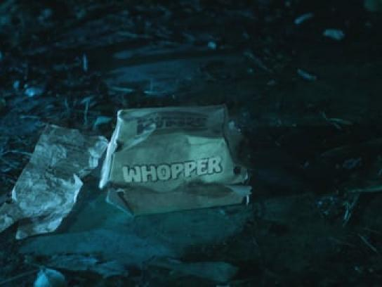 Burger King Film Ad - Zombie Whopper
