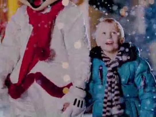 Disneyland Film Ad -  Christmas