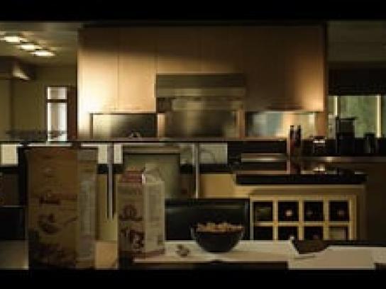 Calgary International Film Festival Film Ad -  Breakfast of Losers