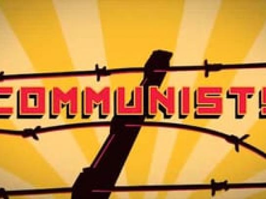 Farmer John Film Ad -  Commies