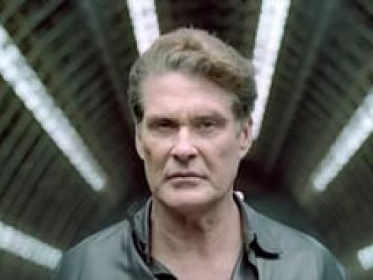 Symantec Film Ad -  Hoff's Hair Wrecks Fan