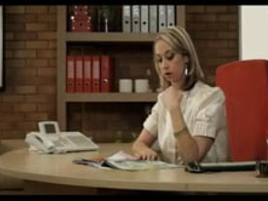 Hoover Film Ad -  Receptionist