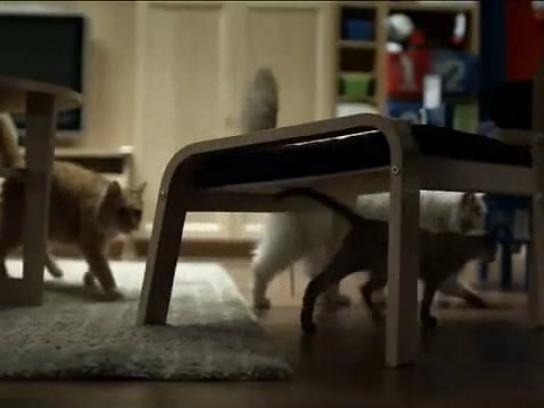 IKEA Film Ad -  Happy Inside