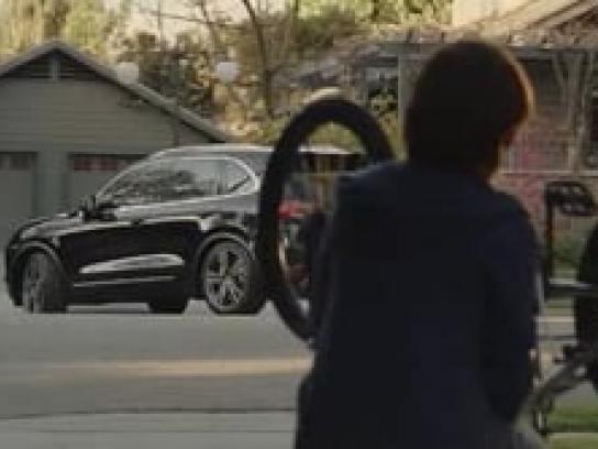 Porsche Film Ad -  Utility