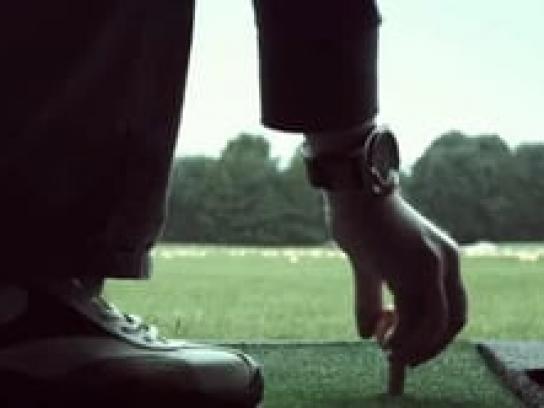 Peugeot Film Ad -  Golf