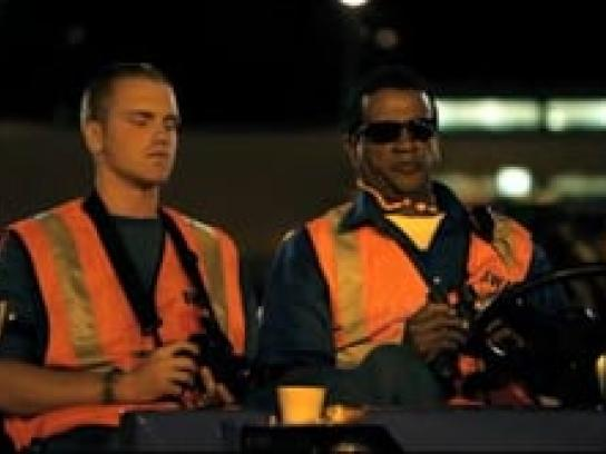Southwest Airlines Film Ad -  Good Cop Bag Cop, Stakeout