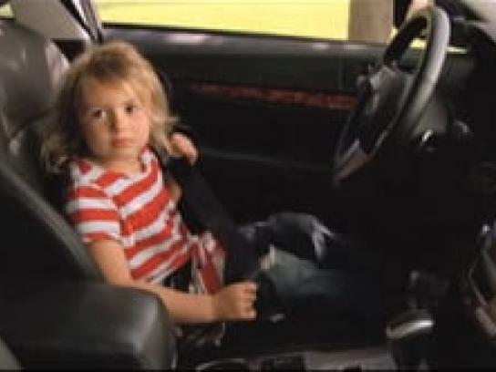 Subaru Film Ad -  Baby Driver
