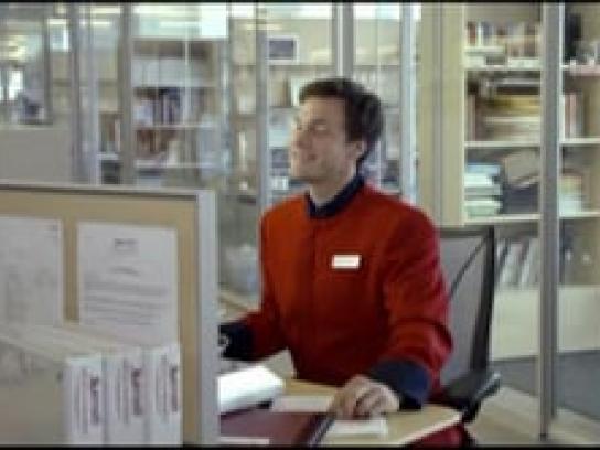 Xerox Film Ad -  Marriott Vacuum