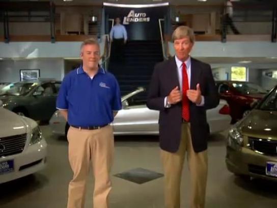 Auto Lenders Film Ad -  Crotch