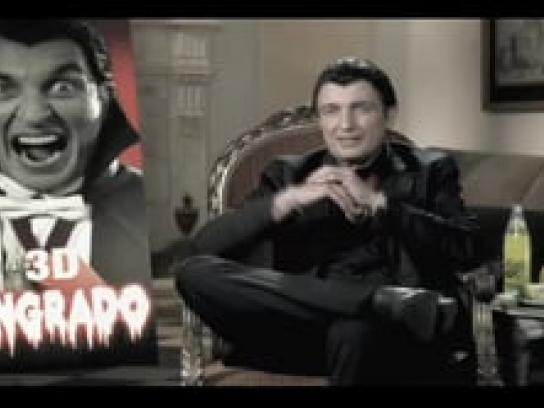 Quatro Film Ad -  Dracula